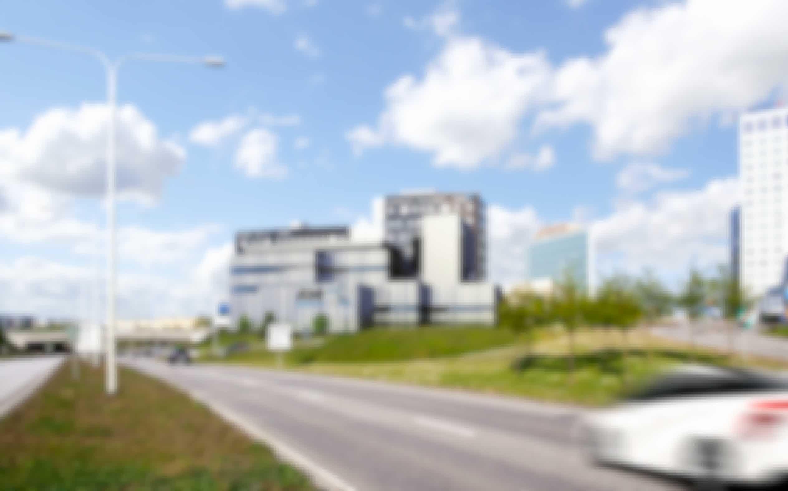 Hyllie Boulevard, Malmö, Kontor