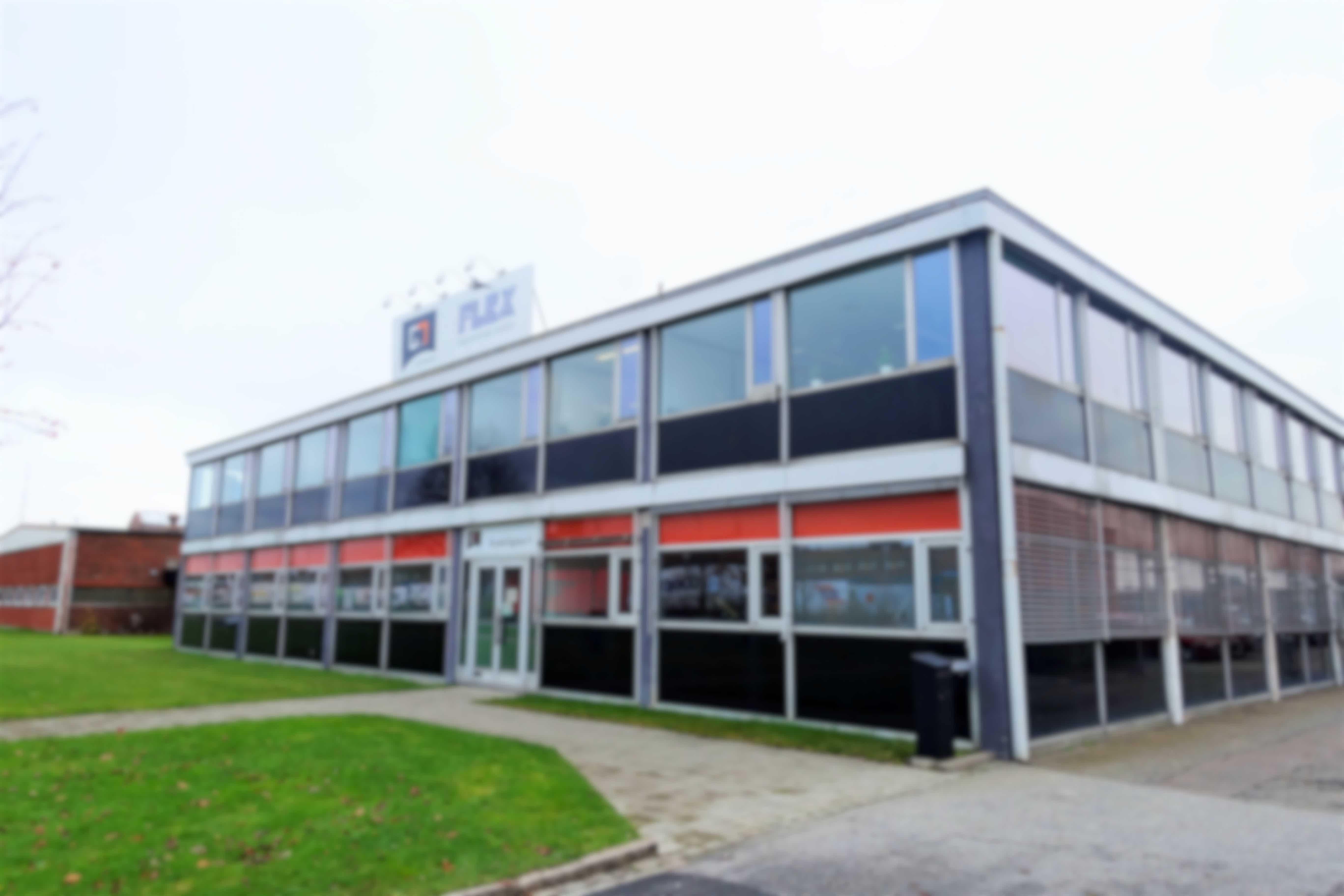 Kosterögatan 9, Malmö, Kontor