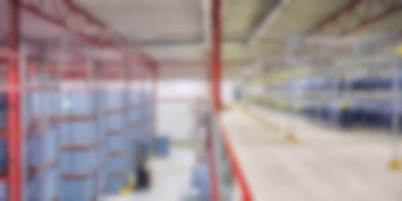 Fem fördelar med att hyra ett nybyggt lager