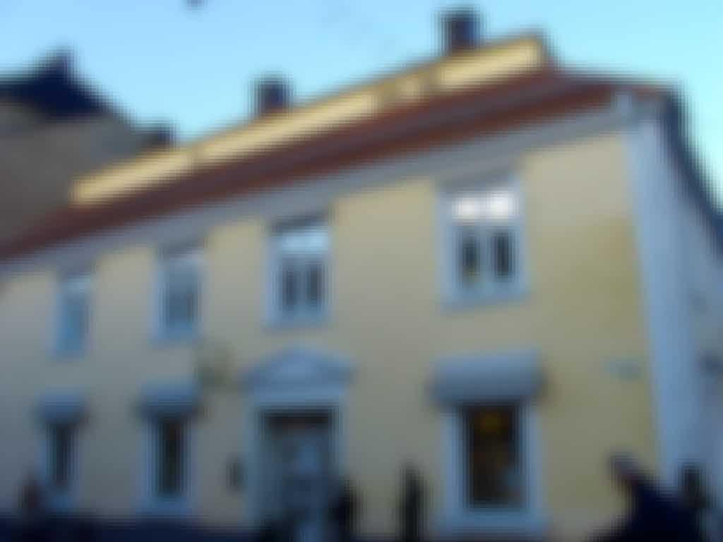 Västra Trädgårdsgatan 47, Nyköping, Lager/logistik