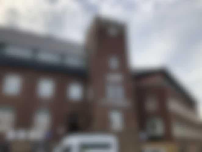 Köpmansgatan 41, Halmstad, Kontor